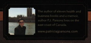HIstorical fiction book: Author photo & bio