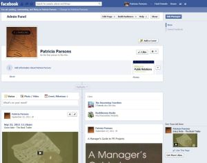 Sad little Facebook fan page...
