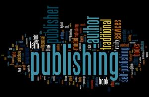 publishing word cloud